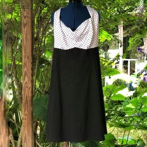 Torrid | Rockabilly Polka Dot Dress